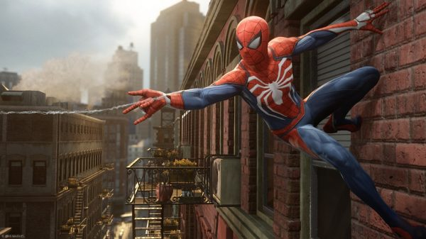 contoh imaginative recount - spiderman