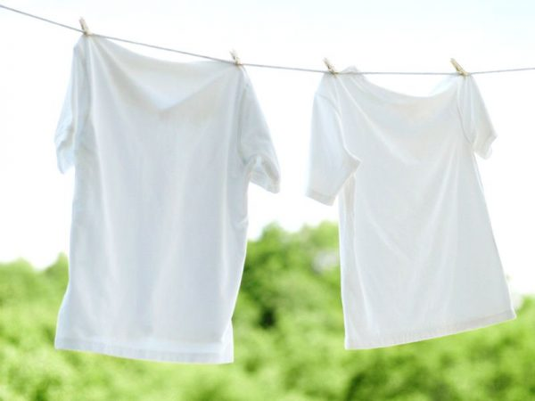 contoh procedure text singkat - an easy way to clean white cloth