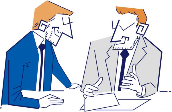 contoh teks negosiasi di sekolah - buku lks