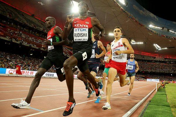atletik lari jarak menengah