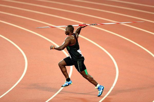 atletik lempar lembing