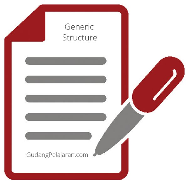 generic structure of report text