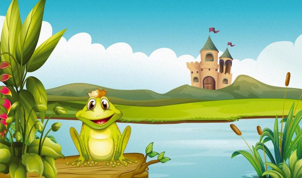 narrative text fairy tale - the prince frog