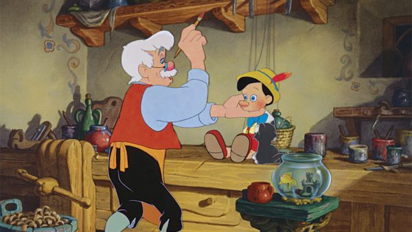 narrative text pinocchio